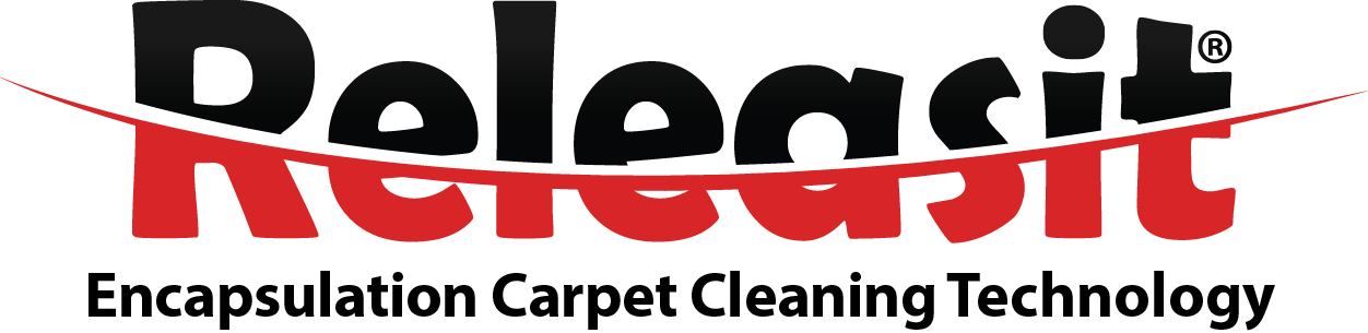 Releasit encapsulation carpet cleaning technology